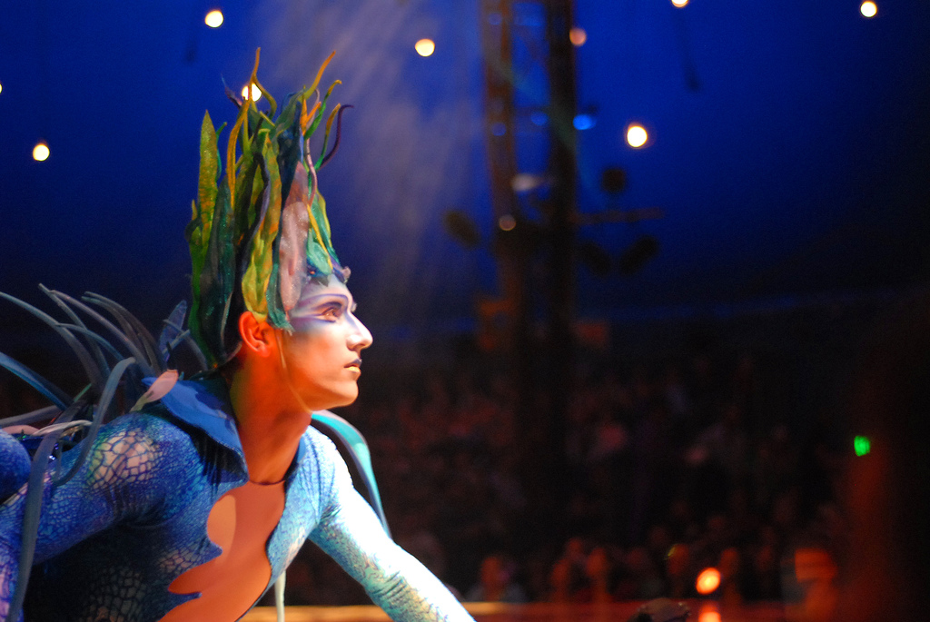 Cirque du Soleil tiene vacantes, bailarines y artistas de circo