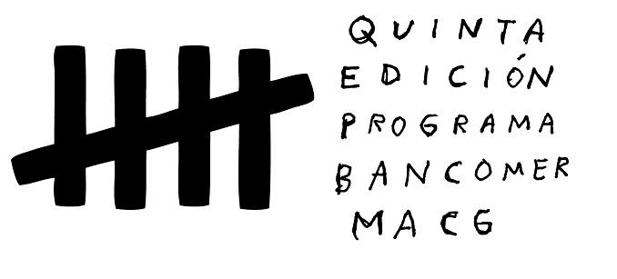 Resultado de imagen para 5ta edición del programa Bancomer MACG