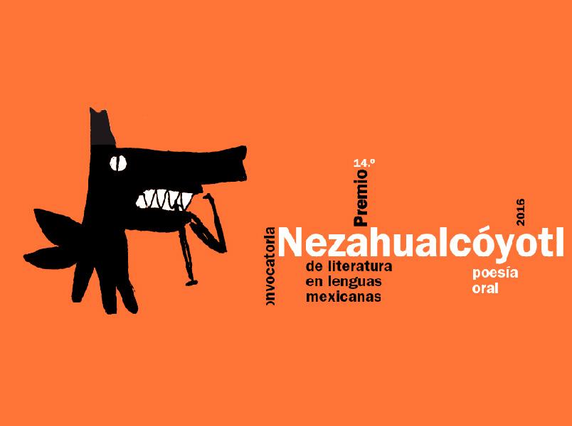 PREMIO_NEZAHUALCOYOTL poesia oral 2016