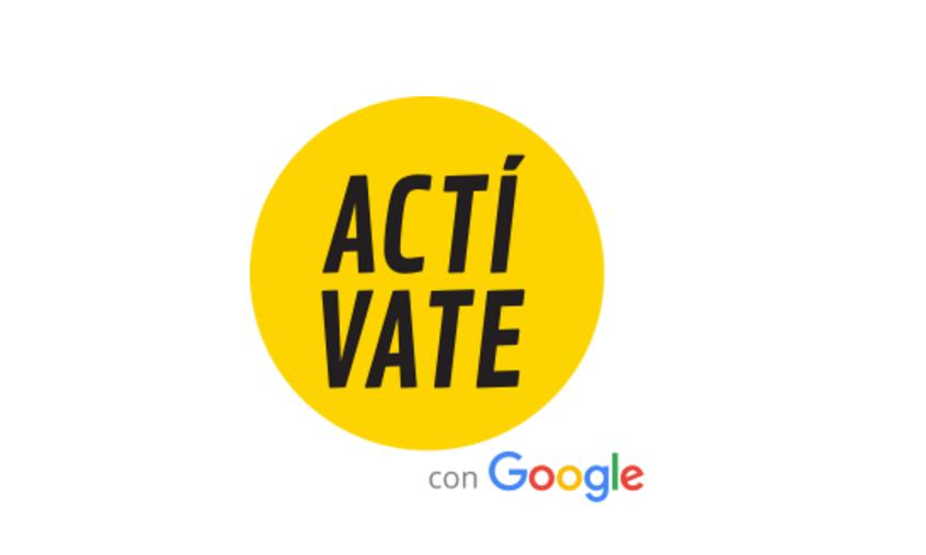 Actívate, cursos gratis de Google