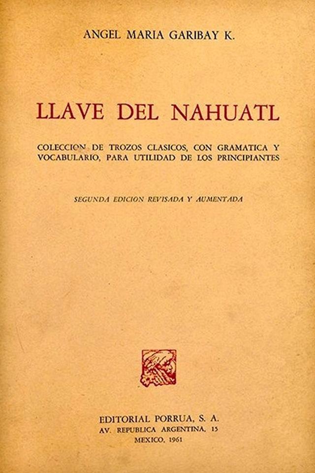 Llave del Nahuatl descarga
