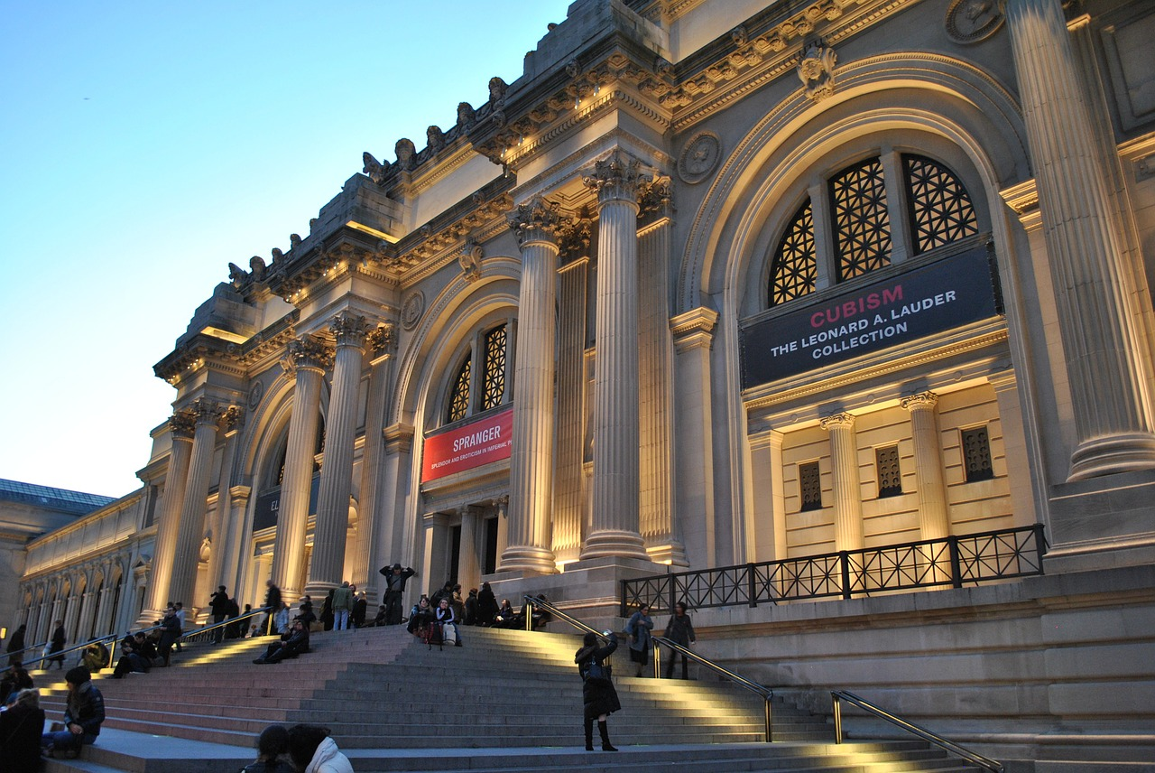 Nueva York becas museo arte