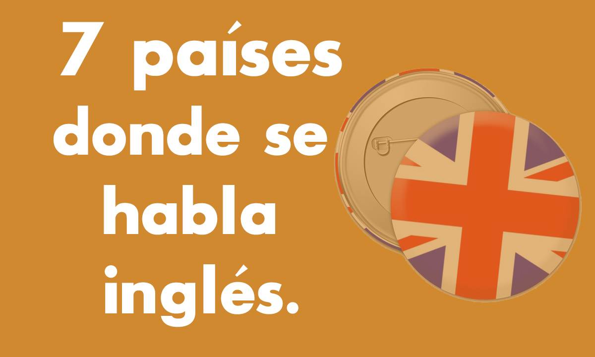 paises donde se habla inglés
