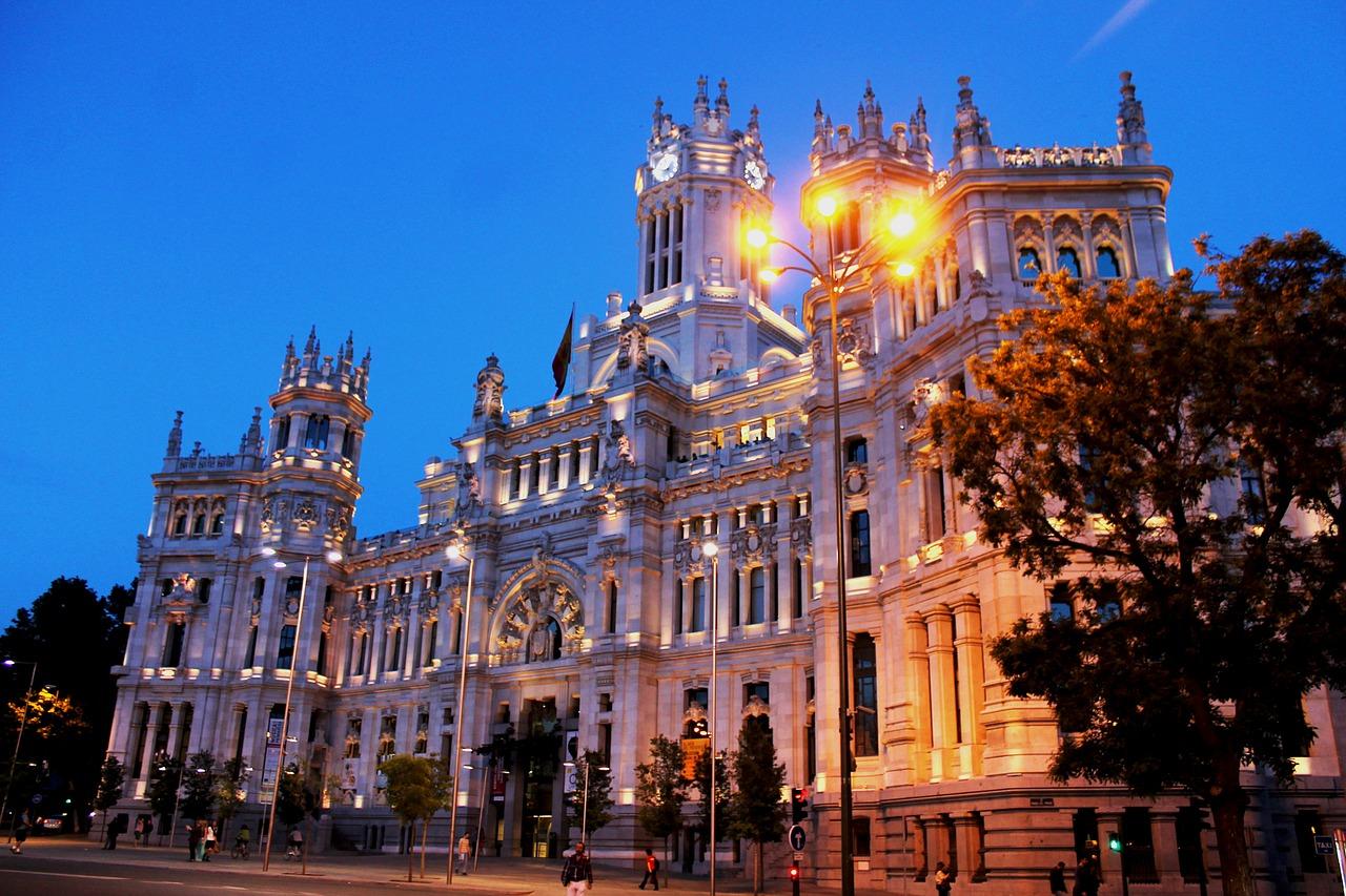 Becas de investigación España