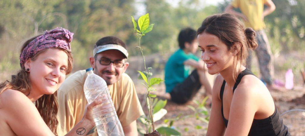 Haz un voluntariado en India 2016