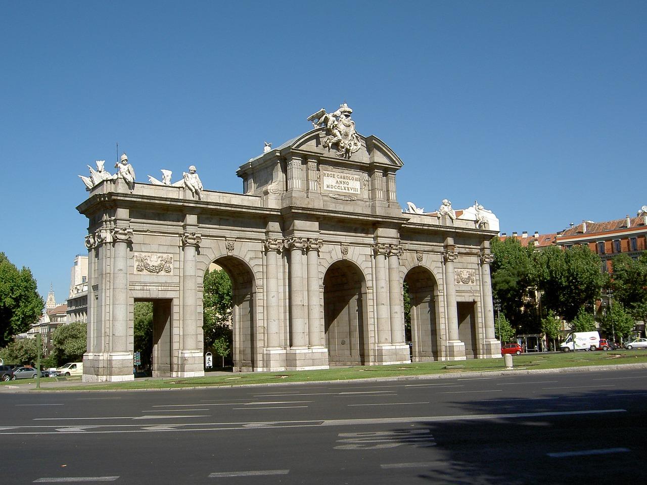 Maestría en Ciencia en España