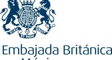 Prácticas en la embajada de Reino Unido en México.