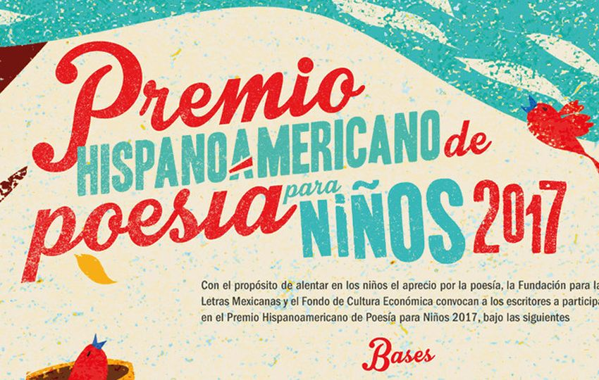 Convocatoria del Premio Hispanoamericano de Poesía para Niños