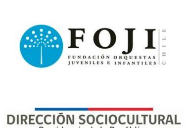 becas foji chilenos música