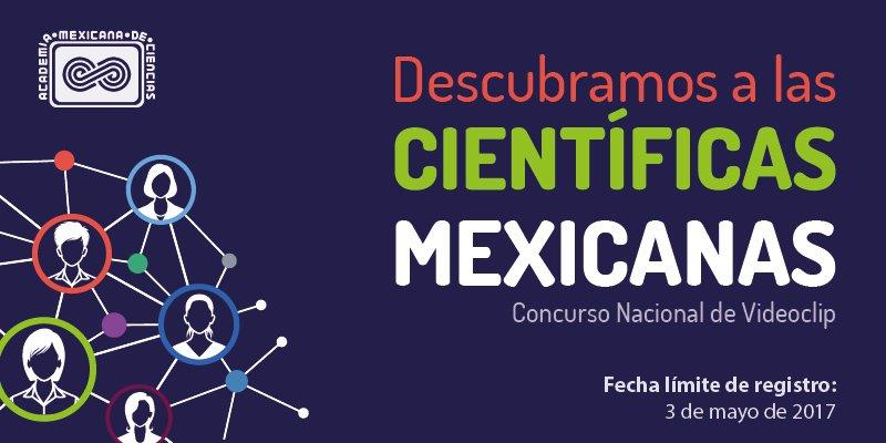 concurso nacional de video mujeres científicas