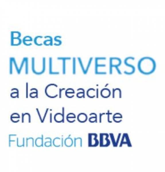 convocatoria Becas Multiverso de la Fundación BBVA