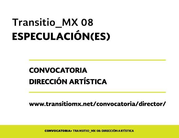 convocatoria transitio mexico