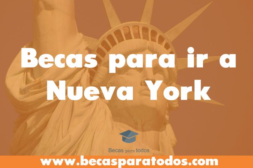 beca PNK para latinos nueva york