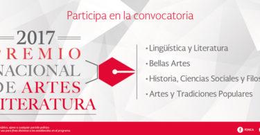 premio nacional de artes y literatura mexico
