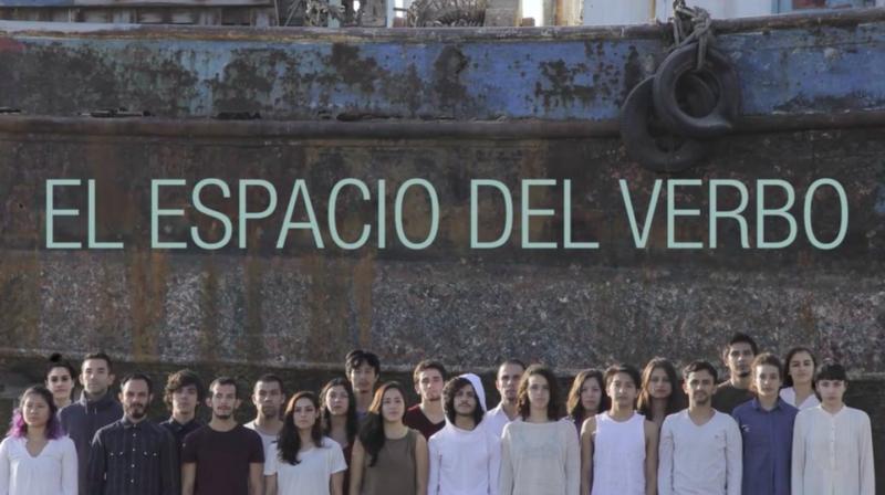El espacio del Verbo en Florencia bailarines