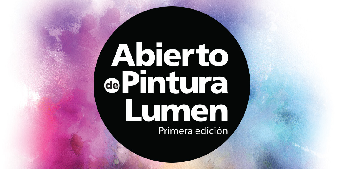 abierto de pintura lumen para mexicanos logo