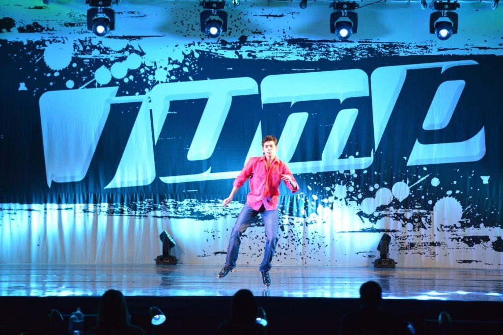 campaña donadora bailarin