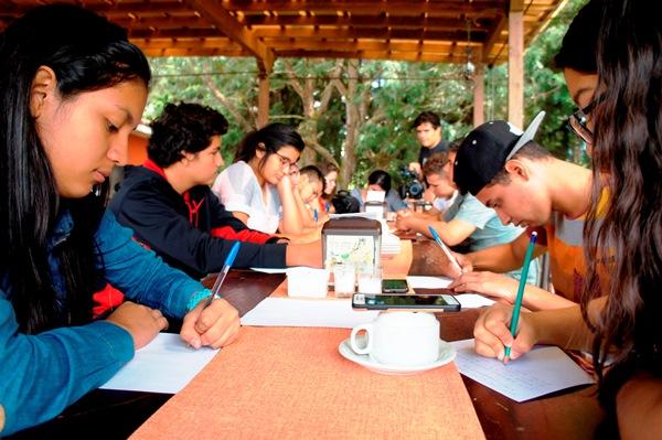 campaña donadora maya