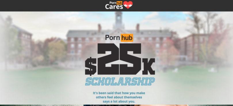 pornhub beca 25 k estudiantes