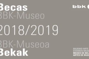 becas-bbk museo para europeos