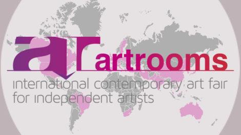 concurso arte feria Artrooms Roma