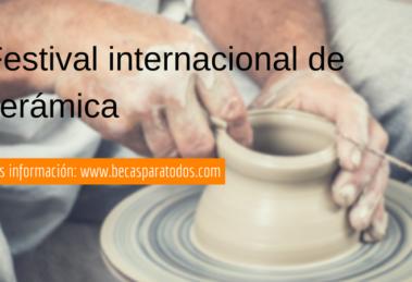 festival internacional de cerámica